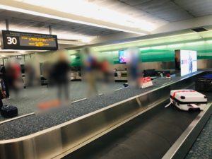 オーランド空港 Bag Claim