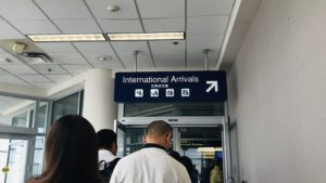 ミネアポリス空港