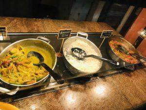 タスカーハウスレストラン 料理