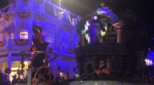 WDW ハロウィン パレード