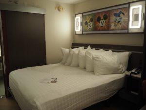 WDW ホテル 客室