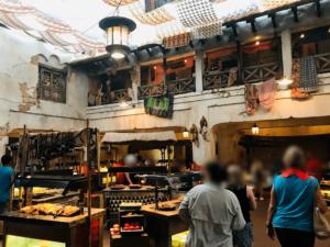 アニマルキングダム タスカーハウスレストラン