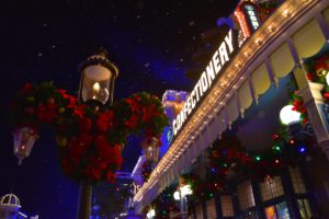 ディズニーワールド クリスマス