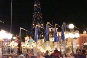 WDWクリスマス パレード