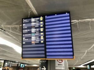 成田空港 荷物
