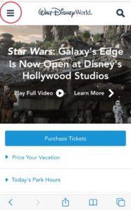 ディズニーワールド 公式サイト