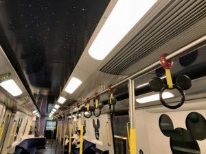 香港ディズニー アクセス 電車