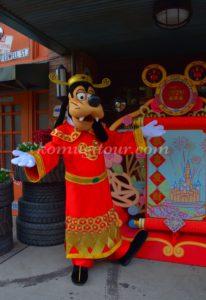 上海ディズニー 旧正月2020
