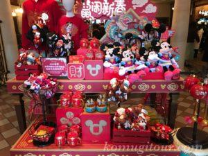 上海ディズニー 旧正月2020 グッズ