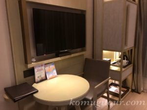 ノボテル上海クローバー 部屋