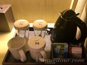ノボテル上海クローバー コーヒー