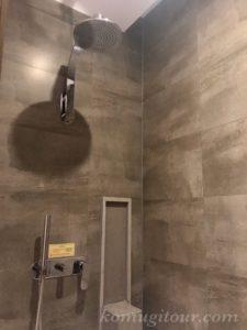 ノボテル上海クローバー シャワー