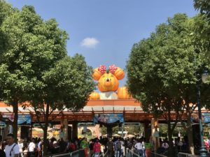 上海ディズニー ハロウィン